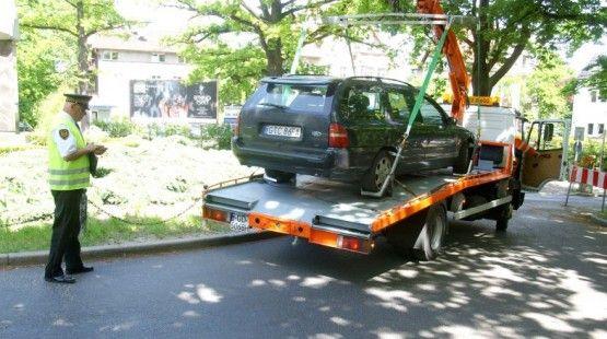 """""""AUTOMOBIL"""" będzie usuwać pojazdy z ulic Włocławka"""