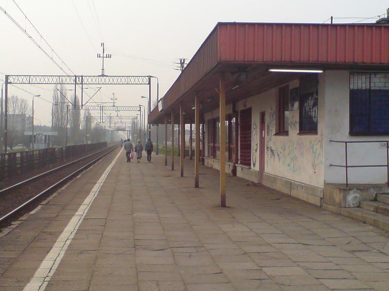 Bilet na stacji Zazamcze od 6.00 rano!