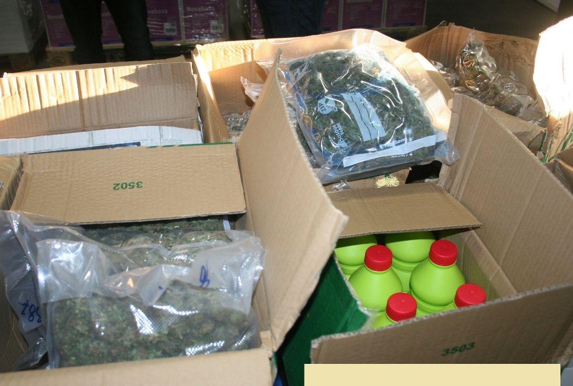 Blisko 10 kg marihuany wartości 300 tysięcy złotych nie trafi do odbiorców