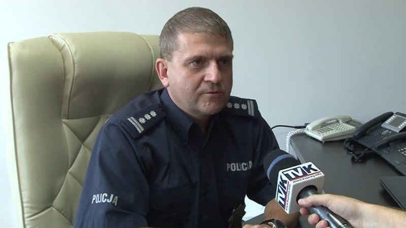 Co nowy szef Komendy Miejskiej Policji we Włocławku sądzi o bezpieczeństwie w mieście?