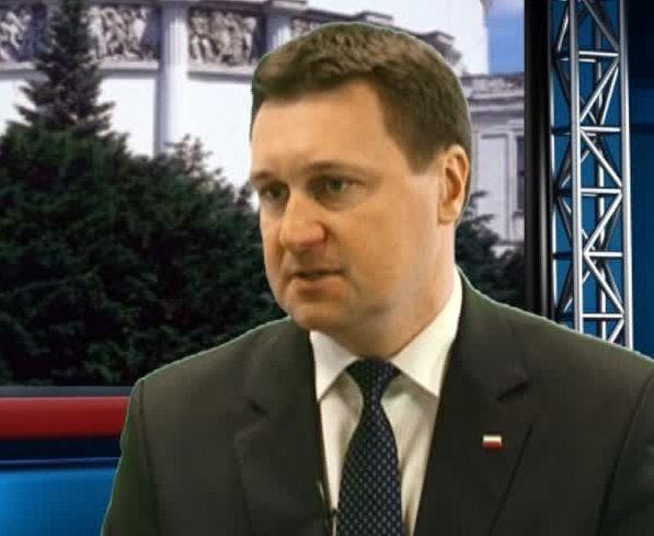 Czerwona kanapa – Łukasz Zbonikowski