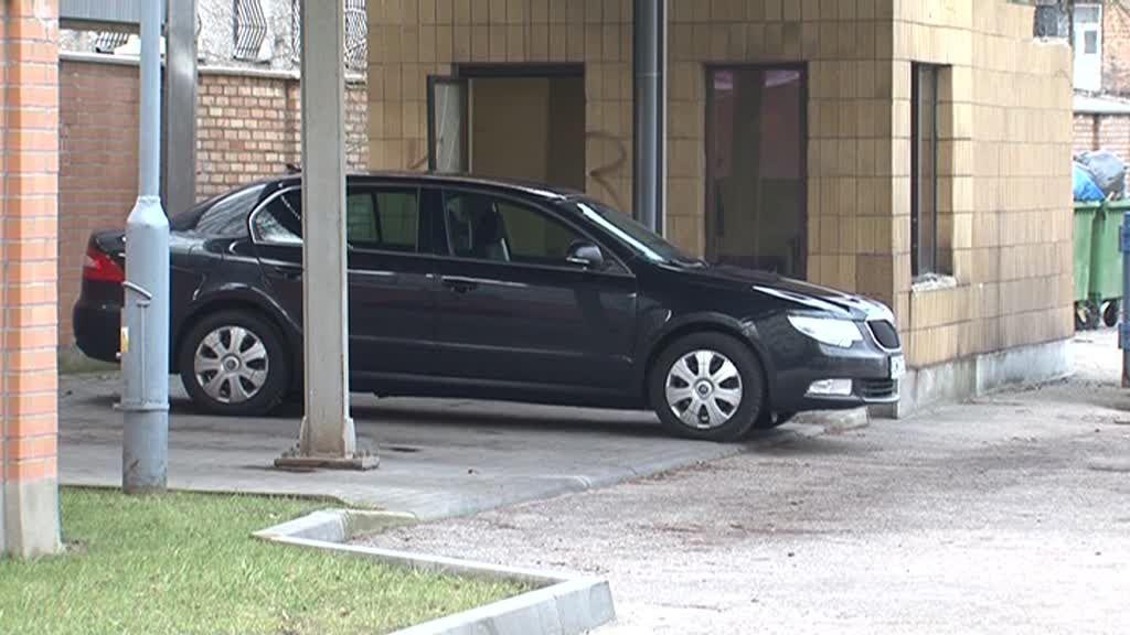 Do Lubrańca prezydencką limuzyną