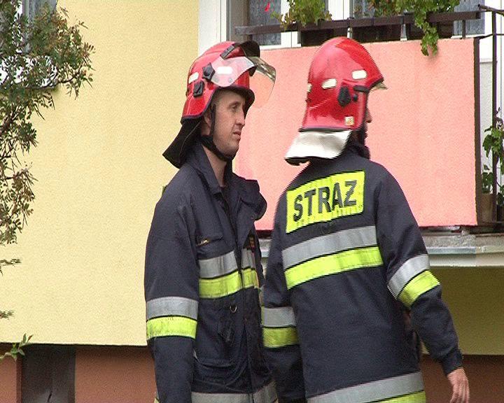 Dwie interwencje strażaków. Sprawdzajmy instalacje grzewcze!