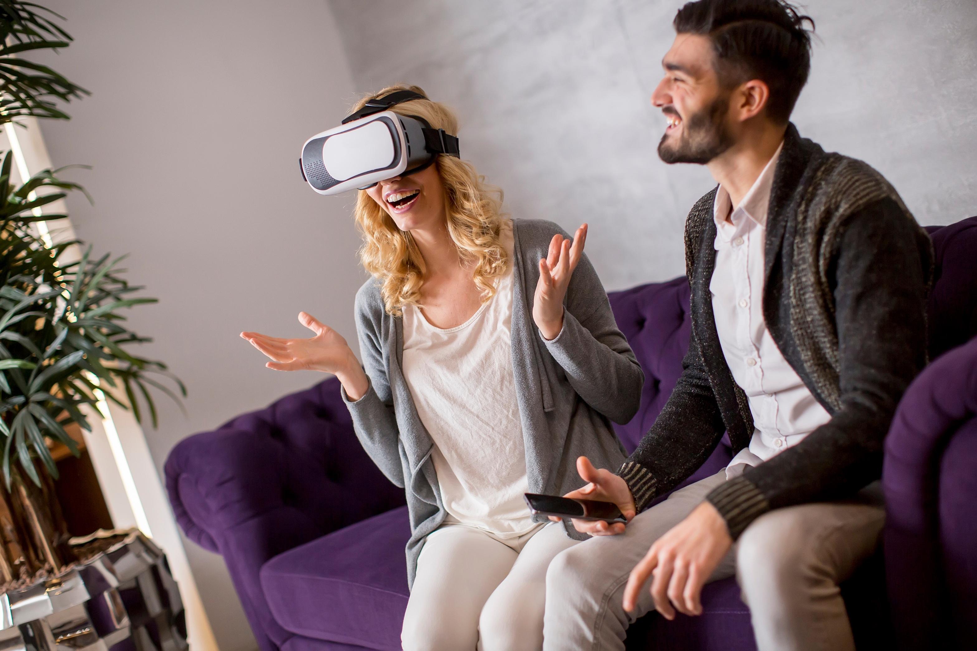 Technologia VR – jak działa?