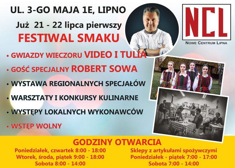 Festiwal Smaków w Lipnie
