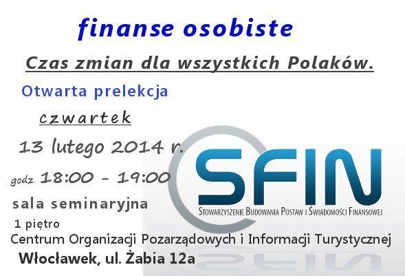 Finanse osobiste.Czas zmian dla wszystkich Polaków