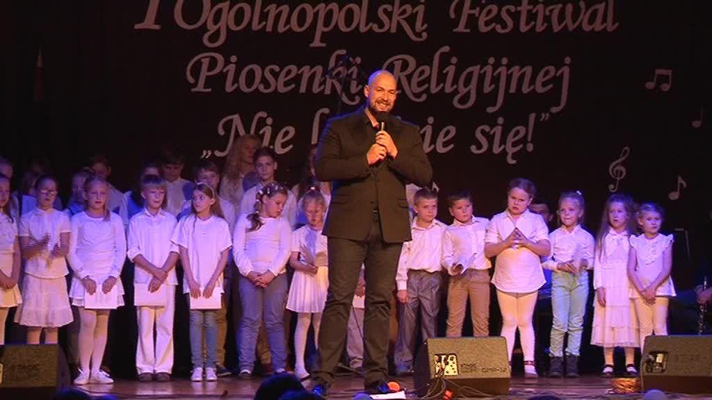 I festiwal piosenki religijnej w Lubaniu za nami!
