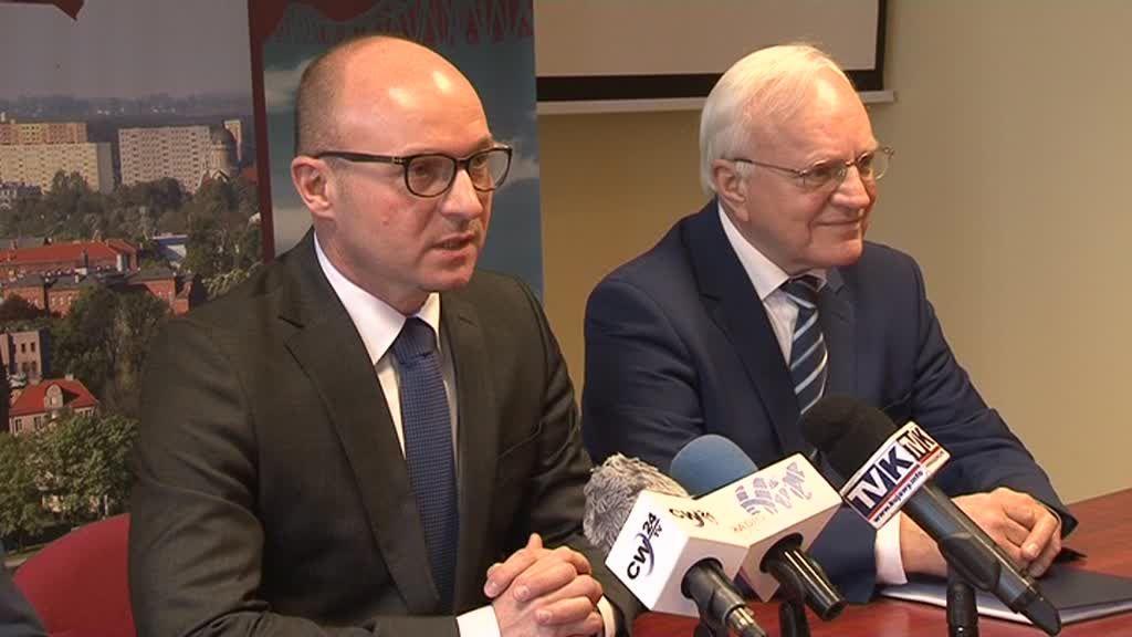 Jacek Wojciechowski wraca na stanowisko zastępcy prezydenta!