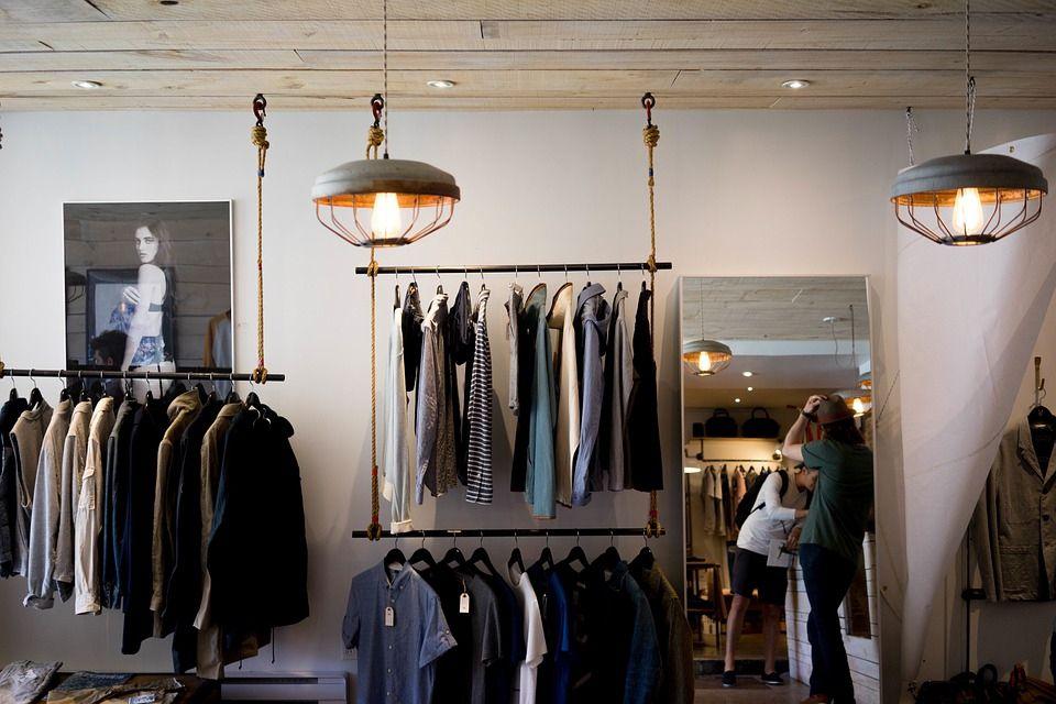 Ogromny Jak zaprojektować sklep odzieżowy? - Włocławek - KUJAWY.INFO NX07