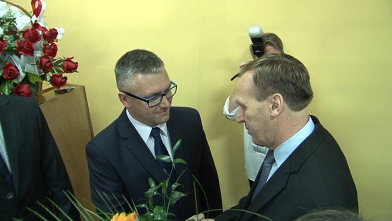 Jarosław Grabczyński oficjalnie na fotelu burmistrza