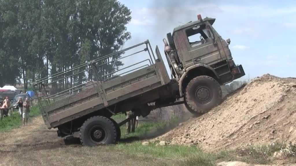 Już od piątku V Kujawski Zlot Pojazdów Militarnych w Choceniu