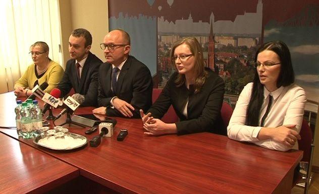 Kobiety prezydenta- znamy nazwiska zastępców Marka Wojtkowskiego