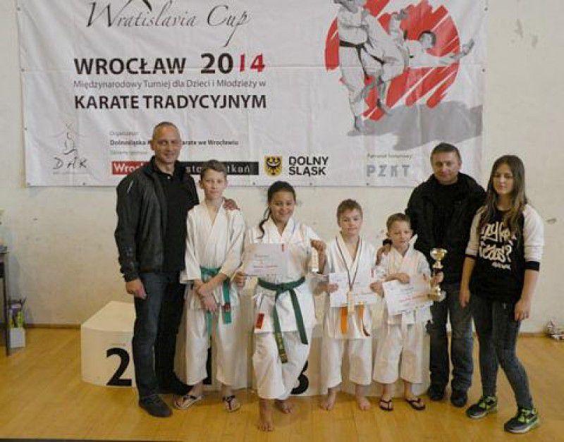 Kolejny sukces włocławskich karateków!