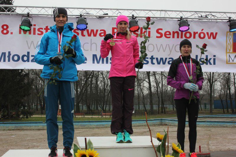 Lewandowska 8, Kowalska 14 podczas Mistrzostw Europy w biegach przełajowych