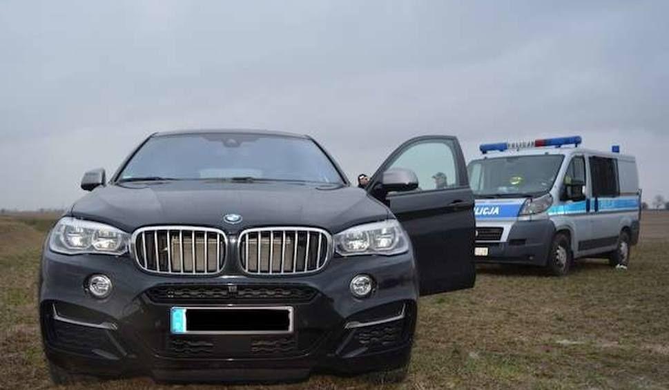 Litwin ukradł w Niemczech lusksusowe auto, a włocławska prokuratura…?