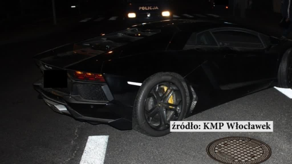 Luksusowe Lamborghini porzucone na ul. Kapitulnej trafiło do właściciela!