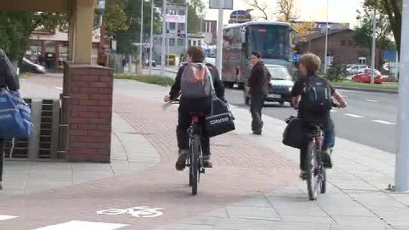 Miasto rozbudowuje sieć ścieżek rowerowych!