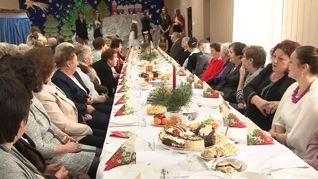 Mieszkańcy gminy Kowal razem przy jednym stole