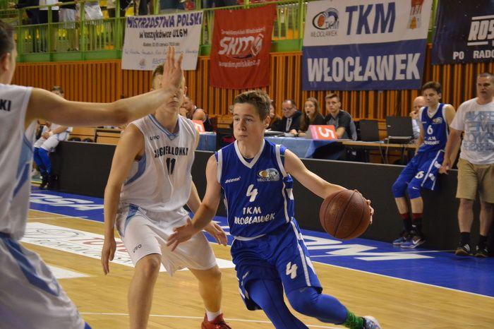 Młodzi koszykarze z TKM wśród trzech najlepszych zespołów w Polsce!