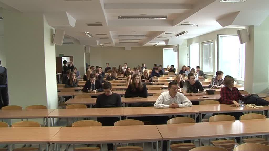 Najlepsi licealiści z województwa sprawdzili swój poziom języka angielskiego