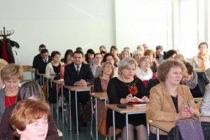 Nauczyciele się szkolą