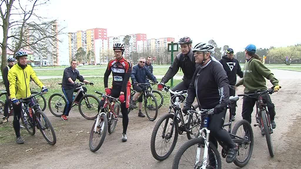 Pierwszy taki maraton rowerowy we Włocławku!