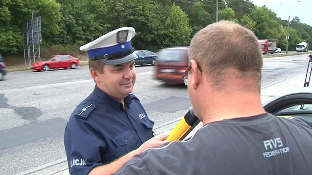 Pijani za kółkiem na celowniku policjantów podczas majówki