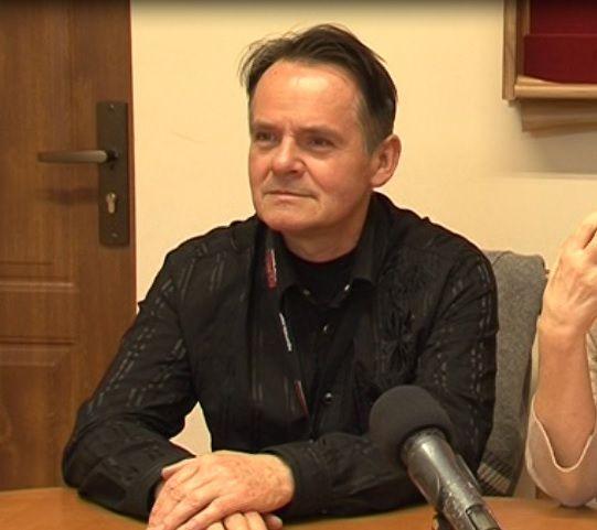 Piotr Pręgowski i Ewa Kuryło