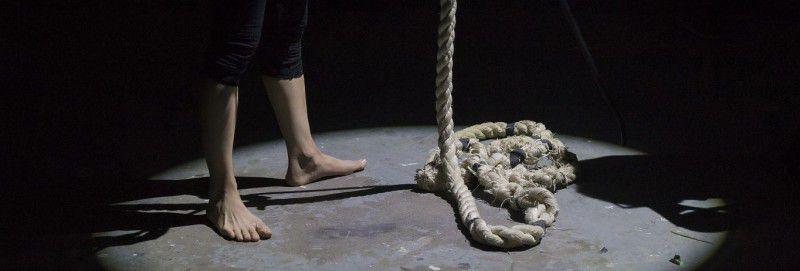 Po rozmowie z dziewczyną wziął sznur i …