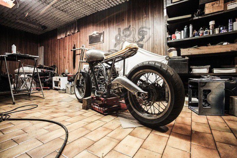 Porządek w garażu