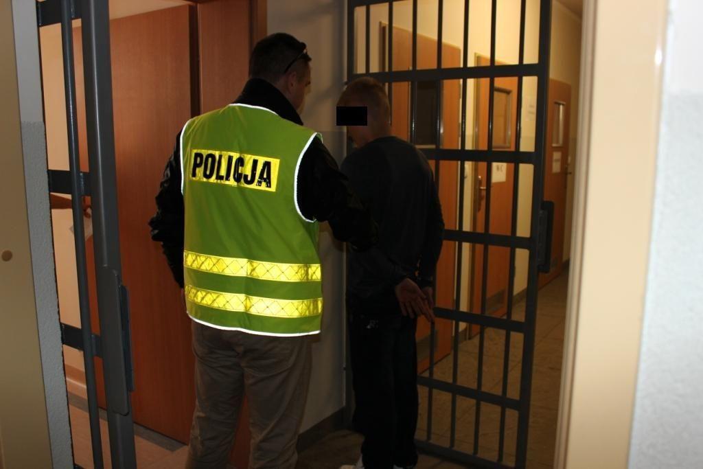 Poszukiwany nastolatek w rękach policji