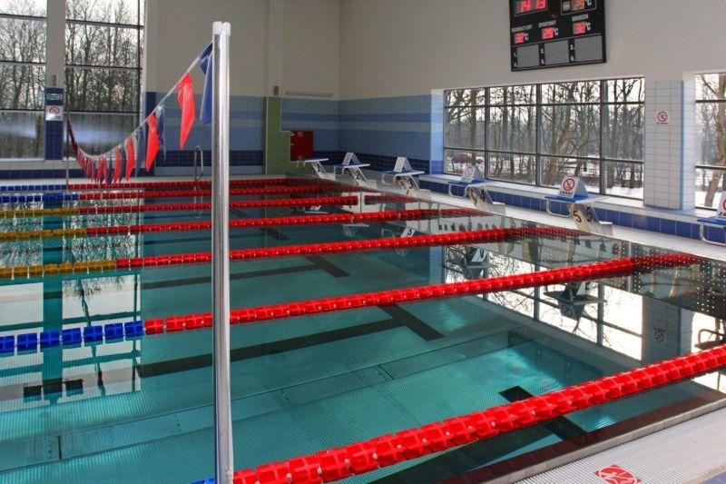 Przed lekcjami na… basen!