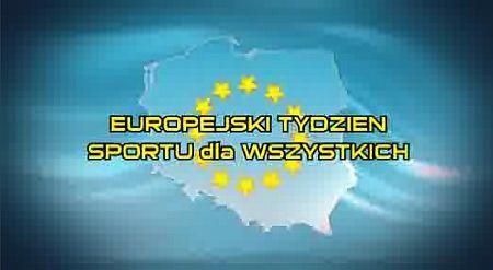 Przed nami Europejski Tydzień Sportu!