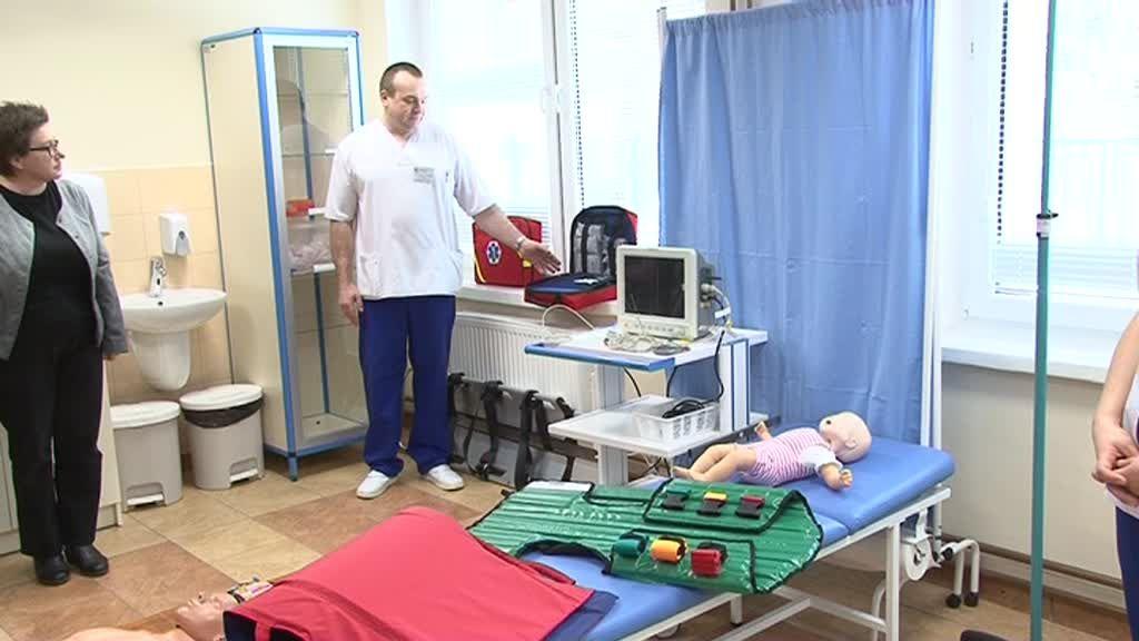 PWSZ inwestuje w pielęgniarstwo