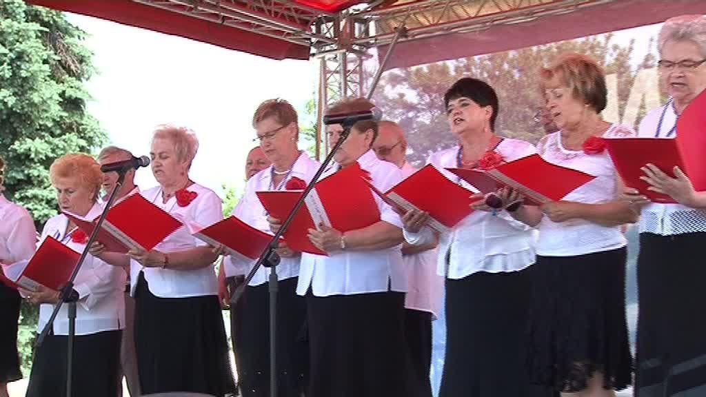 Seniorzy z całego województwa bawili się we Włocławku