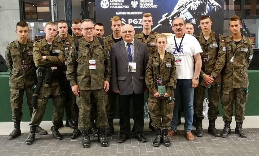 Studenci z Włocławka w kwaterze głównej NATO