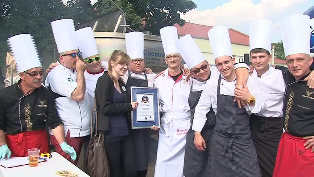 Święto żuru w Brześciu- kto gotuje najlepiej?