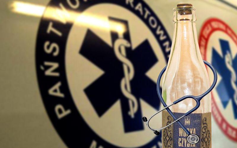 Tajemnicza śmierć dziecka, pijany lekarz…