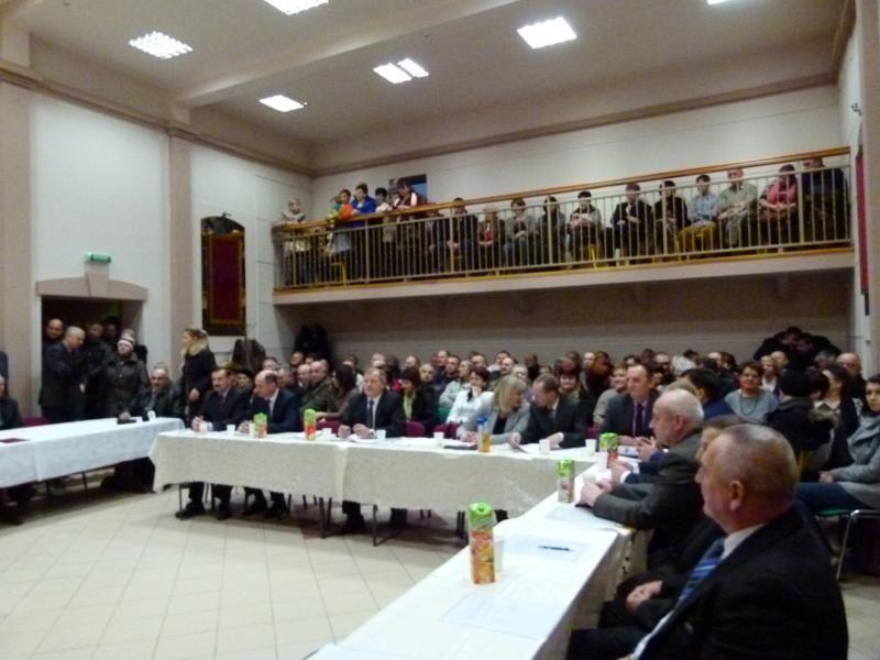 Tłumy na sesji w Lubieniu Kujawskim- zdjęcia
