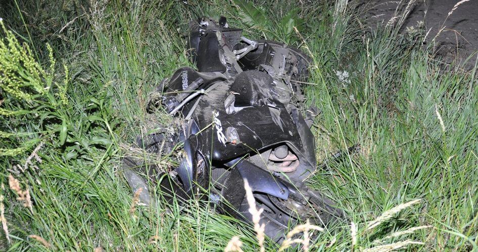 Tragedia w Dyblinie. Nie żyje 32-letni motocyklista z Wielgiego