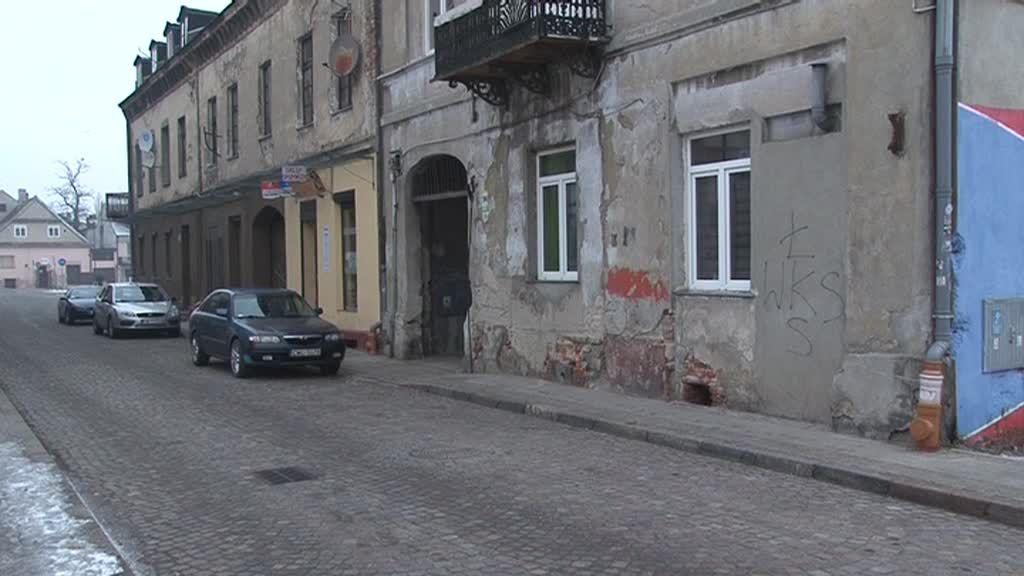 Tragiczny pożar w kamienicy przy ul. Łęgskiej