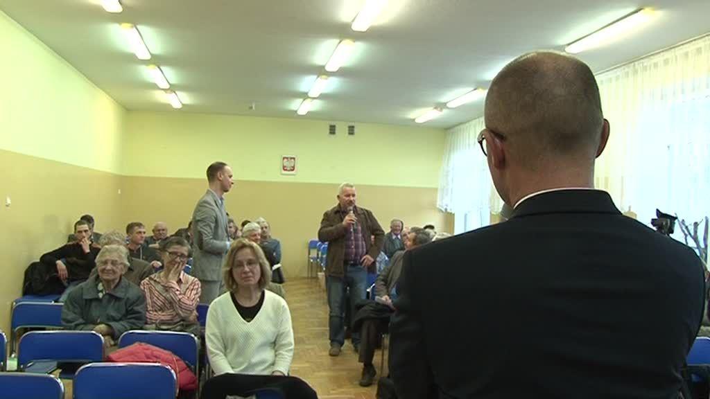 Trwa cykl rozmów prezydenta Włocławka z mieszkańcami. Dziś spotkanie na Zazamczu