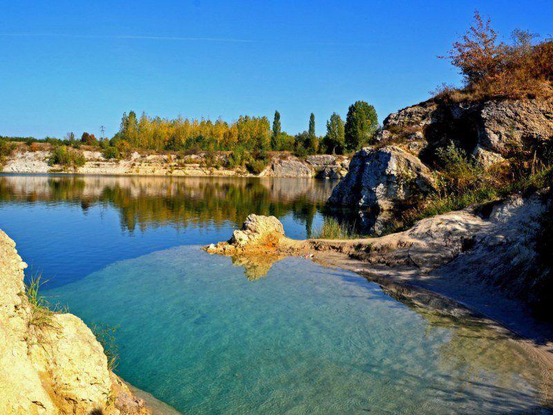 Tylko w sześciu jeziorach możemy kąpać się bezpiecznie!