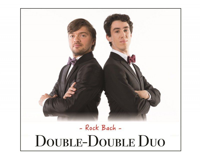 Uzdrowisko Wieniec-Zdrój zaprasza na  koncert grupy Duo Double-Double