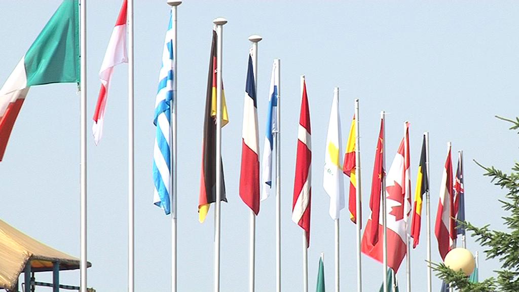 Mistrzostwa Europy na lotnisku w Kruszynie