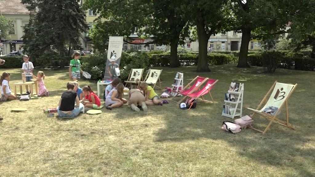 Gry planszowe na placu wolności