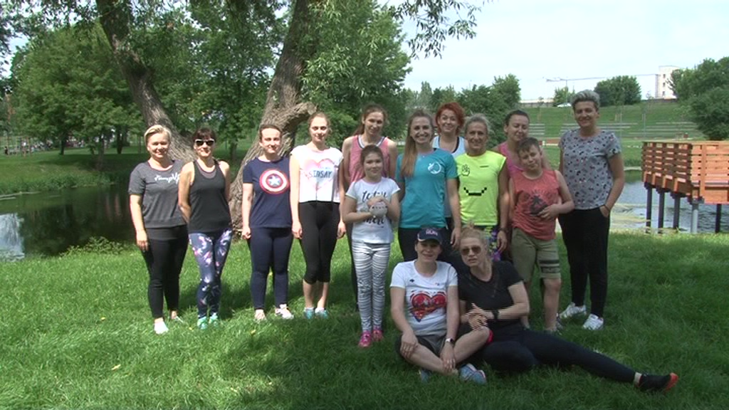 Wakacyjne zajęcia Pilates na Słodowie odbędą się jeszcze tylko 2 razy, a frekwencja wzrasta!