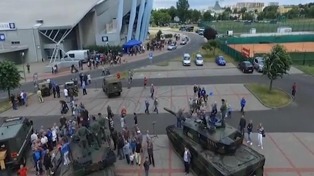 Uroczystości miejskie i piknik militarny – tak będzie wyglądało Święto Wojska Polskiego