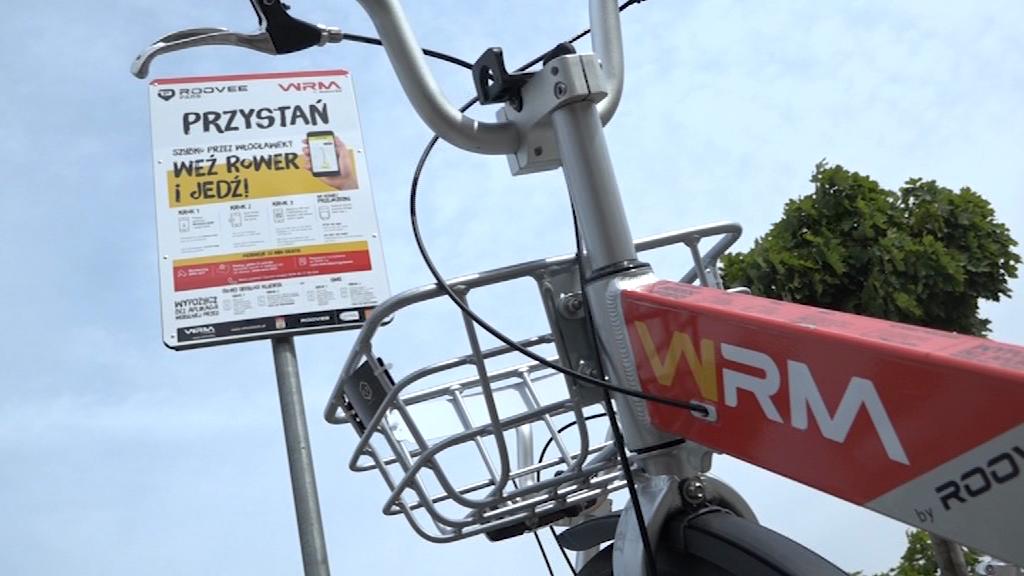 Prawie 600 osób skorzystało już z roweru miejskiego!