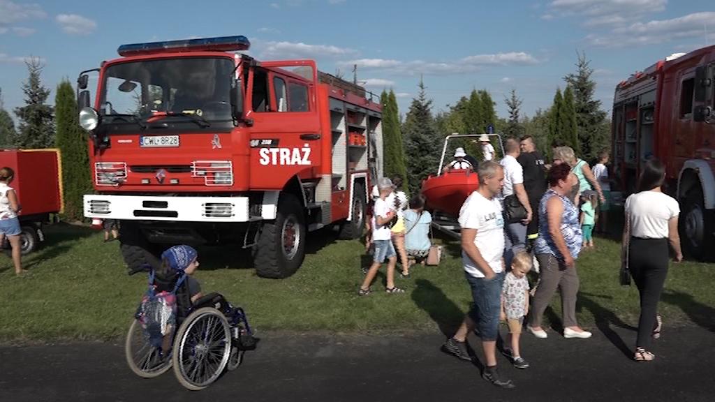 Straż pożarna w Kowalu świętowała! Tłumy mieszkańców, pełno atrakcji i koncerty
